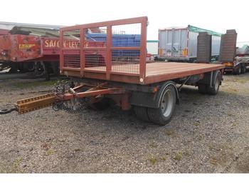 Dropside/ flatbed trailer Samro