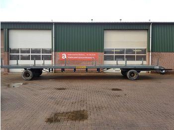 مقطورة مسطحة 25 ton industriewagen