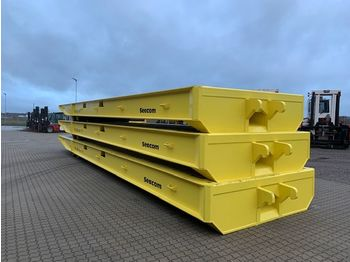 SEACOM Roll trailer - flatbed trailer