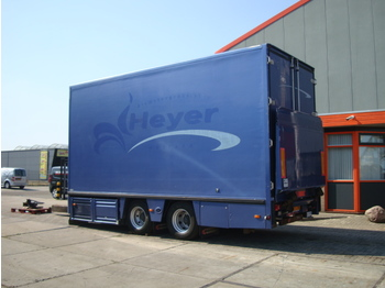 TRACON TM.18 - isothermal trailer