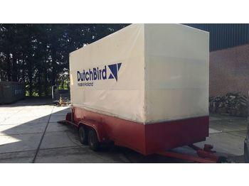 Kapell trailer HAPERT K2000
