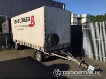 Hapert V2600 - kapell trailer