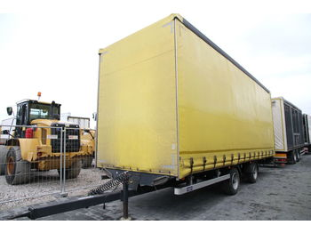 JOKER CURTAIN 9 T - kapell trailer