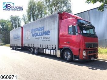 Merker Middenas 6x2, EURO 5, Airco, Jumbo, Mega, Combi - kapell trailer