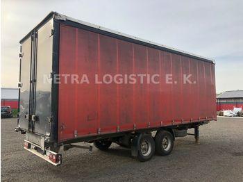 Kapell trailer Obermaier os2-L105L EDSCHA 18 STPL