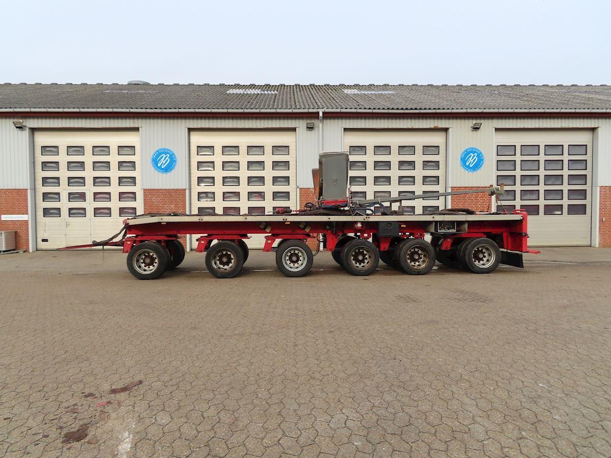 trailer Kraemer SNELL 60 HS-6/4