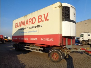 Kyl/ frys trailer KMA MWD 18 + 2 AXLE + Thermo King SL 100