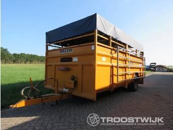 Rolland DM 015 - مقطورة نقل المواشي
