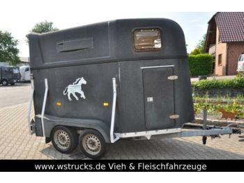 Ρυμούλκα μεταφορά ζώων Vollpoly 2 Pferde
