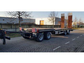 Low loader trailer ALPSAN T38