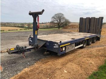 Andover CBDB24 - low loader trailer