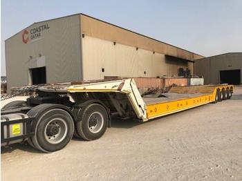 Low loader trailer GORICA LFA 80.13