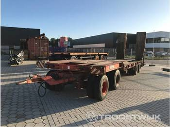 Low loader trailer Goldhofer Goldhofer TU4-2x2-32/80 TU4-2x2-32/80: picture 1