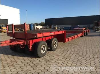 Low loader trailer Goldhofer Goldhofer TU EABH 5-36/62 TU EABH 5-36/62: picture 1