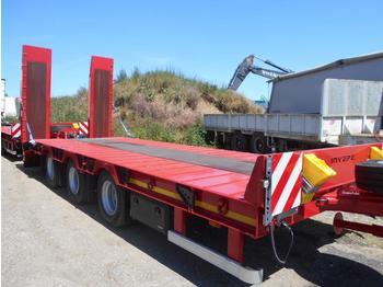 Low loader trailer Invepe