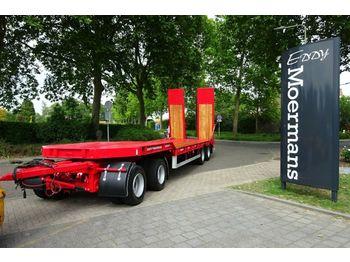 Kel-Berg D40-S4  - low loader trailer