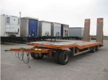 Low loader trailer Möslein - T 3 Schwebheim