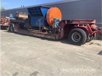 Nooteboom Adu 30 vv - low loader trailer