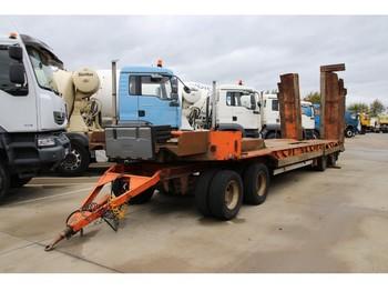 Low loader trailer Robuste-Kaiser KAISER R4004F