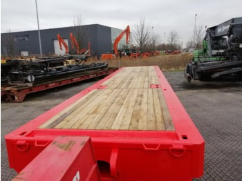 SEACOM RT40' 100T  - low loader trailer