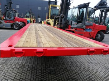 SEACOM RT 40' 100T  - low loader trailer