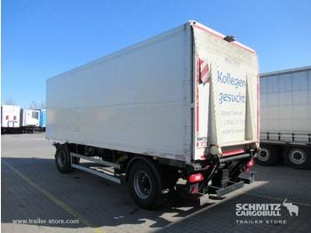 Refrigerator trailer ACKERMANN Anhänger  Taillift