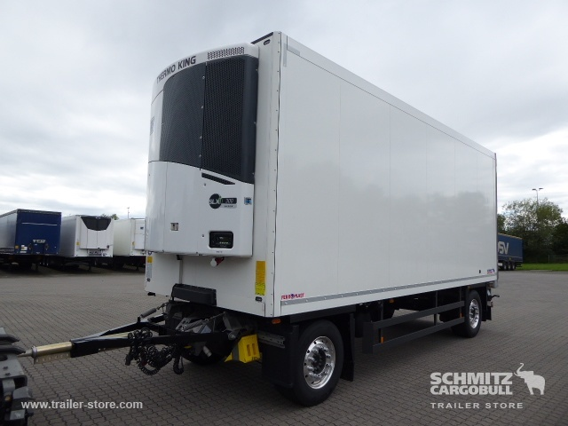 refrigerator trailer SCHMITZ Anhänger