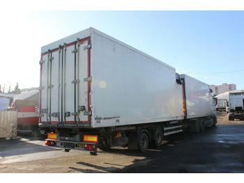 Refrigerator trailer SVAN CHT202, CARRIER EASY GOLD