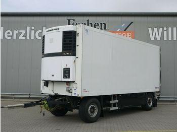 Refrigerator trailer Schmitz Cargobull K018 Kühler*ThermoKing-SL100e*Rohrbahnen*Fleisch