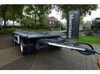Roll-off/ skip trailer Kel-Berg 3 Achs Kipper 3 Seitig: picture 1