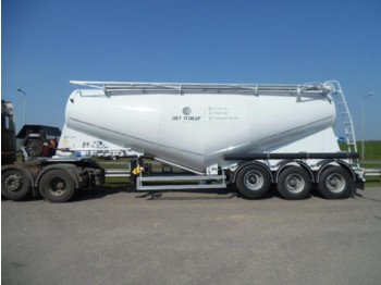 OKT Trailer PS211.31.34A 34 M3 Tri/A Cement Pneumatic Bulk Trailer - tank trailer