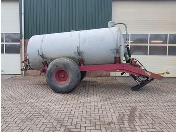 Waterwagen 6000 liter - مقطورة صهريج