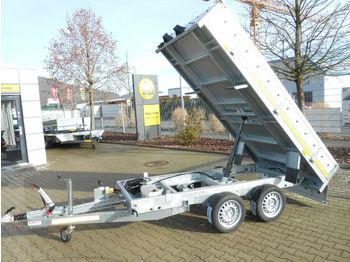 Kipper 3,0 T Alu - Wände El.+Handpumpe  - tippbil trailer