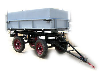 m22 multicar anh nger kipper neu aufgebaut top tipper trailer from germany for sale at truck1. Black Bedroom Furniture Sets. Home Design Ideas