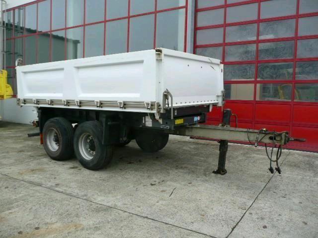 schmitz cargobull gotha 18 t tandemkipper tipper trailer. Black Bedroom Furniture Sets. Home Design Ideas