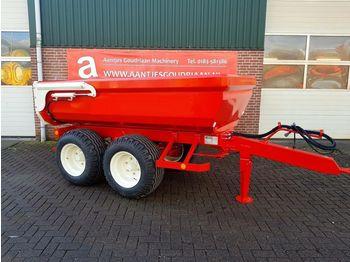 مقطورة قلاب New Agomac 6 ton mini kipper
