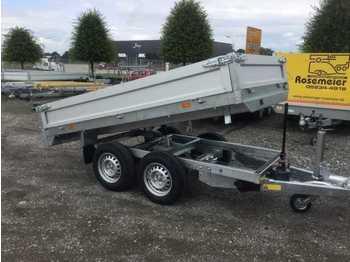 Tipper trailer SARIS PKC20 Rückwärtskipper