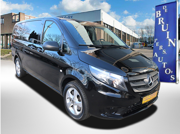 Skåpbil Mercedes-Benz Vito 119 CDI Dubbel Cabine Luxe Uitv. DC Aut, Cruise , Airco 6 persoons 140 Kw / 190 Pk