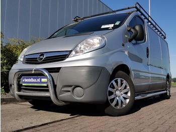 Opel Vivaro 2.5 cdti lang airco - skåpbil