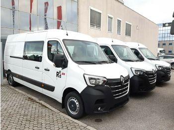 Kastenwagen Renault Master L3H2 7-Sitz DoKa Kasten 150 / VOLL