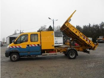 RENAULT MASCOTT 160 dxi DOKA 3 old. Billencs - Kipper Transporter