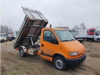 RENAULT MASTER 120 dci - Kipper Transporter