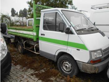Renault Trafic - Kipper Transporter