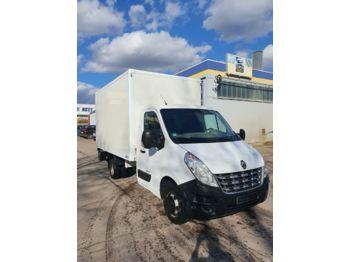 Koffer Transporter Renault MASTER DCI 125 KOFFER zwillingsber. LBW KLIMA