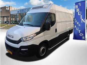 Kühltransporter Iveco Daily 35S12V Koelwagen Vrieswagen -/-20 dag & Nacht Stekker EURO 6 1298 Kg laadvermogen L3 Thermoking koeling -/- 20 vriezen vries wagen koel wagen