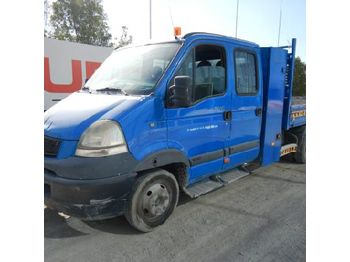 Renault 130 DCI - Pritsche Transporter