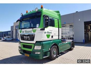 MAN TGX 18.440 XLX, Euro 5, Hydrodrive NL truck - trekker