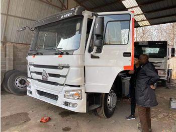 SINOTRUK howo 375 truck - trekker