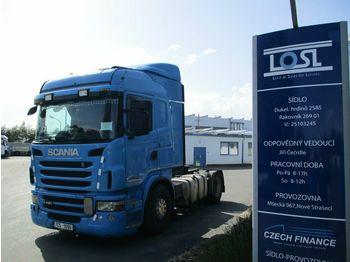 Trekker Scania G420 EURO 5