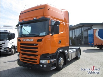Scania R410LA4X2MNA - trekker